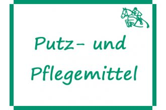 Putz-, Pflegemittel & Co.