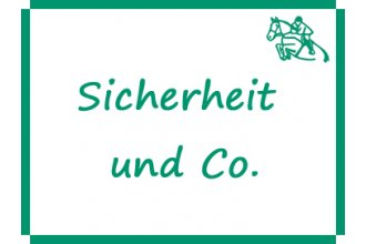 Sicherheit & Co.