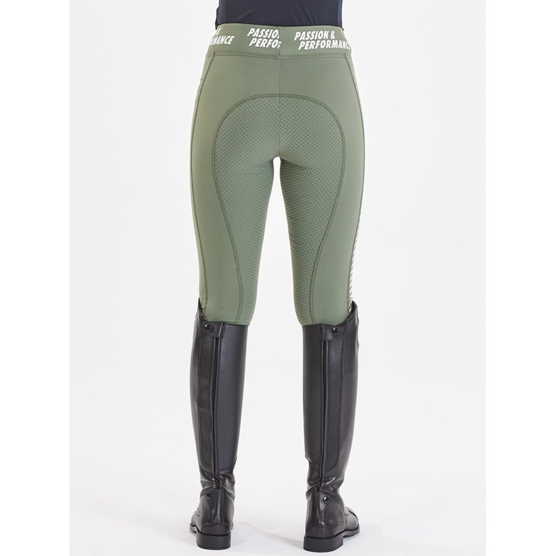 Reit-Tights PERFORMANCE olive